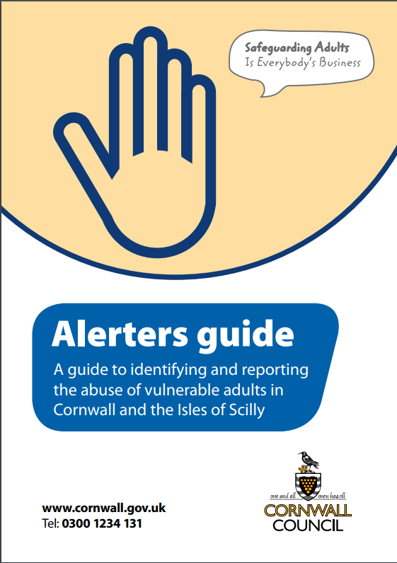 Alerters Guide Front Page Mar10