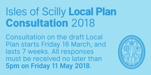 Local plan consultation 2018