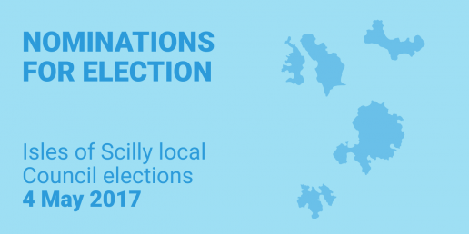 Nominations for election