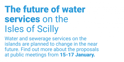 Water public engagement events - January 2019
