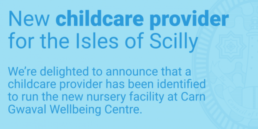 New childcare provider to launch on the Isles of Scilly