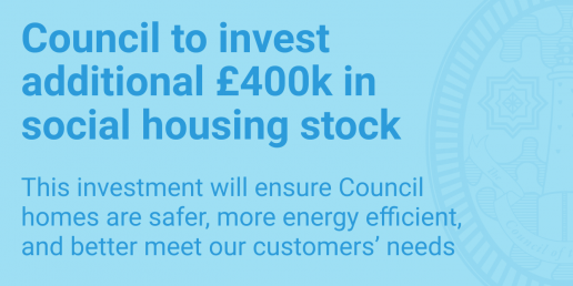 Investment in housing stock