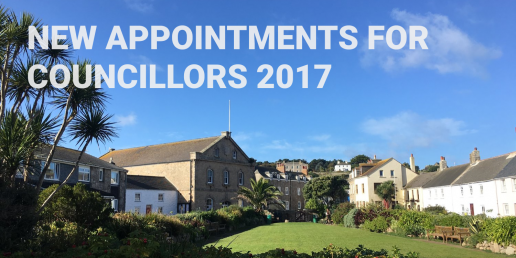 New appointments for councillors - 2017