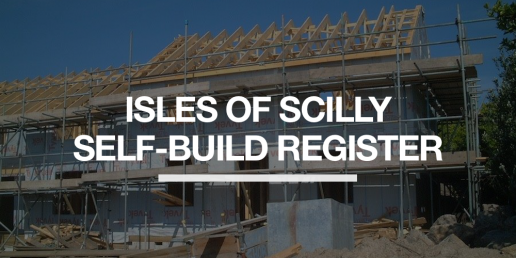 Isles of Scilly self-build register