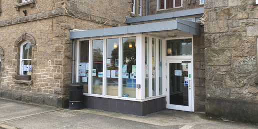 Scilly Town Hall One Stop Shop