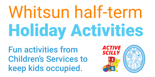 Whitsun half-term holiday activities