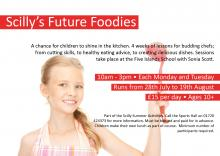 Future Foodies Poster